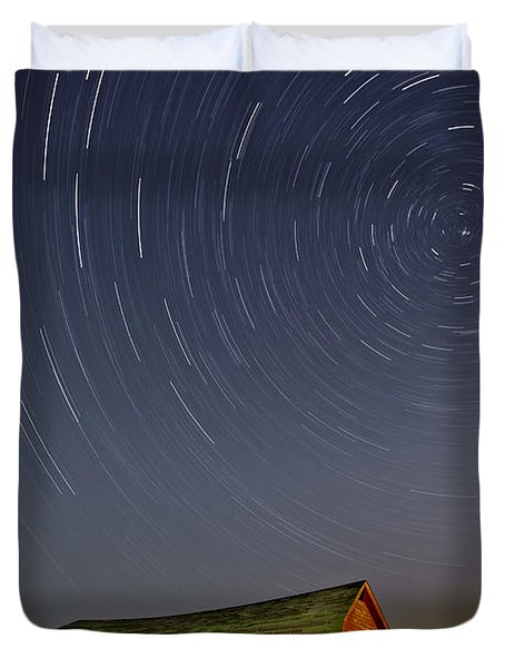 Starry Night Duvet Cover by Susan Candelario
