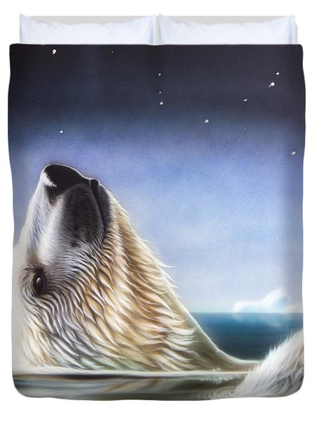 Starshine Duvet Cover