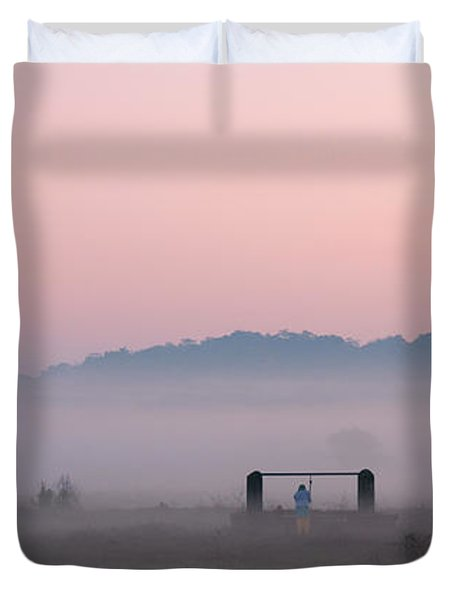 Start Duvet Cover by Dattaram Gawade