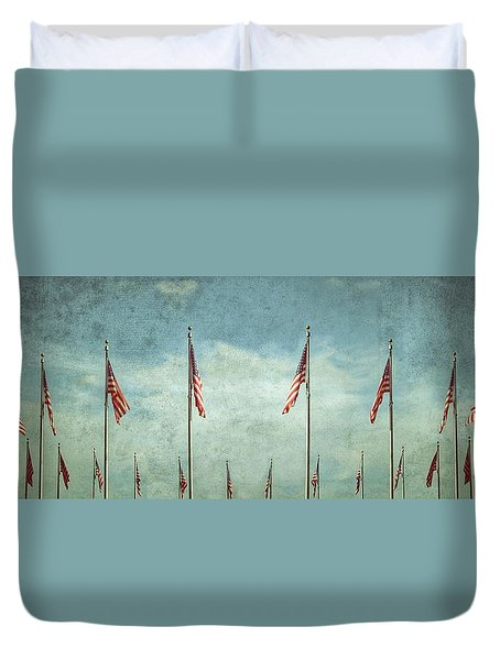 Steadfast Duvet Cover