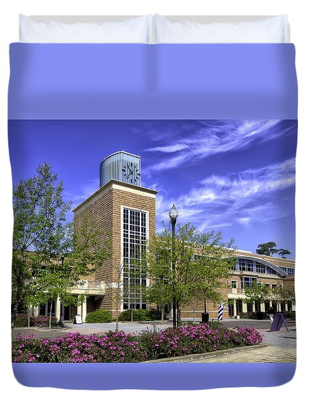 Stephen F. Austin State University Duvet Cover