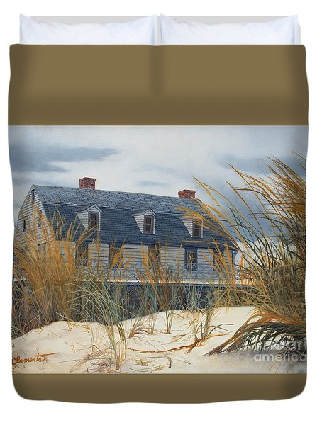 Stevens House Duvet Cover