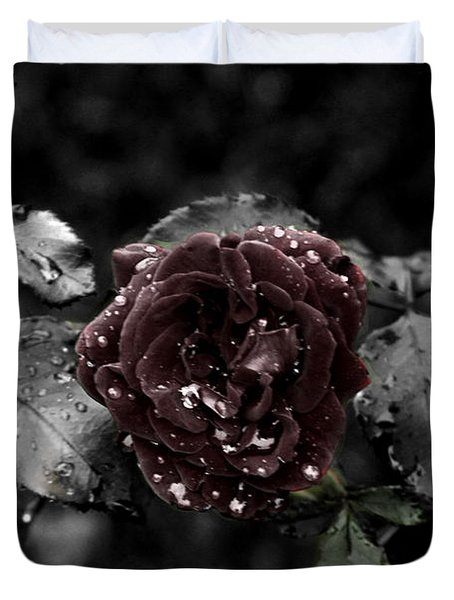 ...still A Rose Duvet Cover