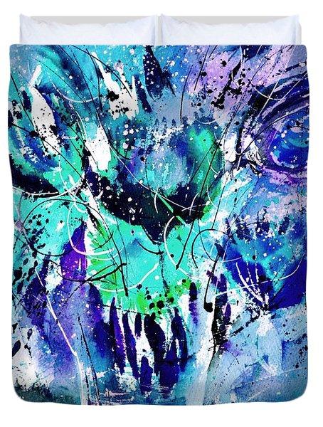 Still Life 3423 Duvet Cover by Pol Ledent