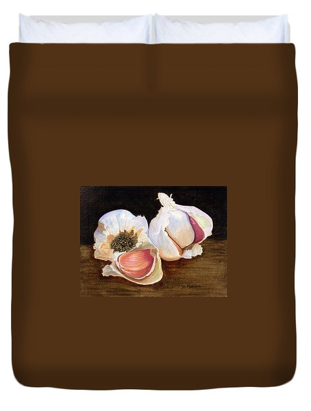 Still Life No. 2 Duvet Cover
