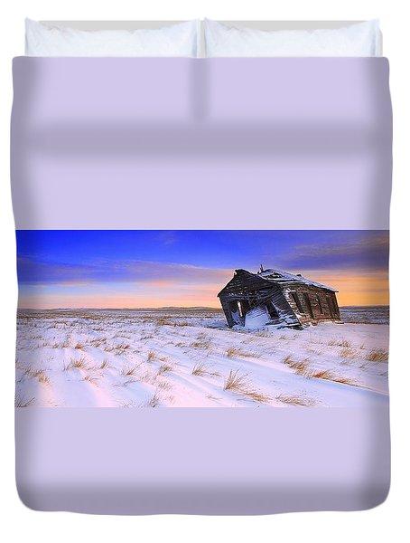 Still Standing Duvet Cover by Kadek Susanto