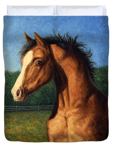 Stir Crazy Duvet Cover