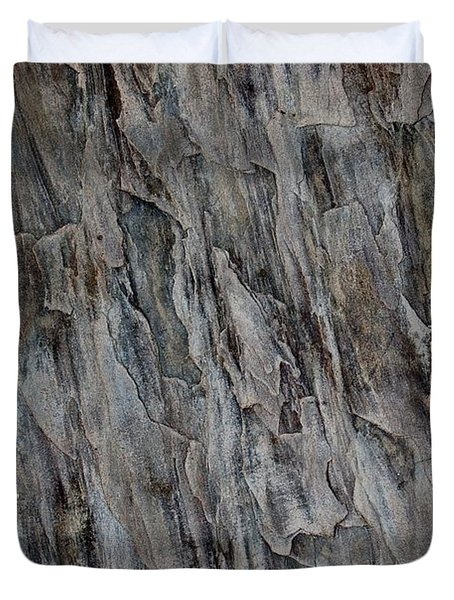 Stone I Duvet Cover