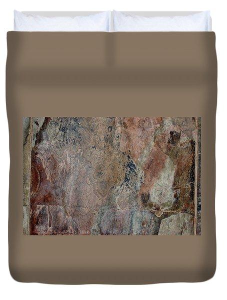 Stone II Duvet Cover