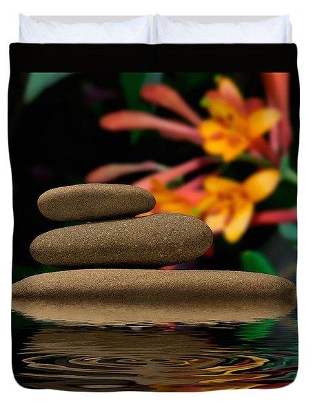 Stones 2 Duvet Cover