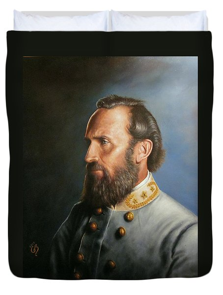 Stonewall Jackson Duvet Cover