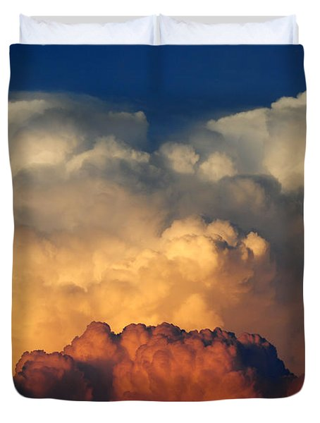 Storm Clouds Duvet Cover
