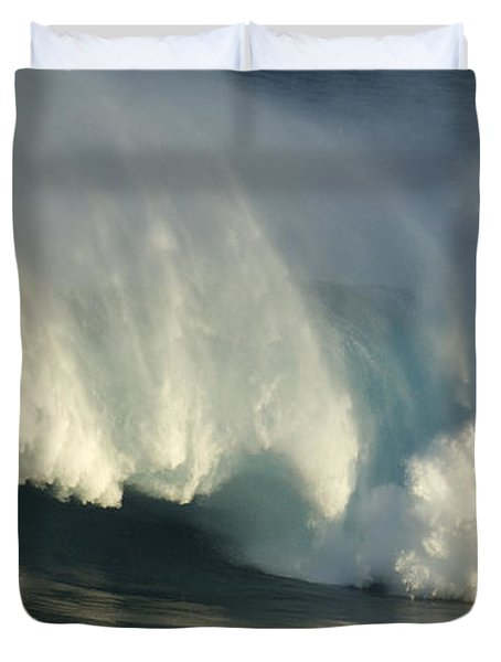 Storm Front Duvet Cover by Bob Christopher