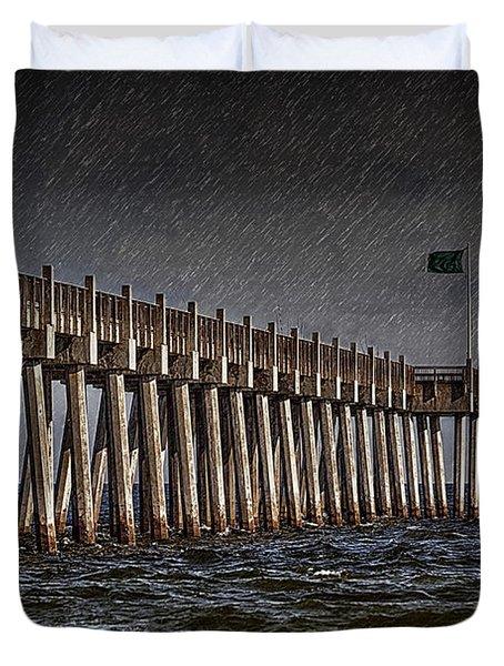 Stormscape Duvet Cover by Sennie Pierson