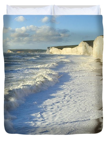 Stormy Afternoon Duvet Cover