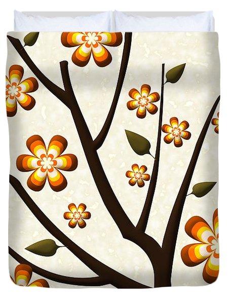 Strange Season Duvet Cover by Anastasiya Malakhova