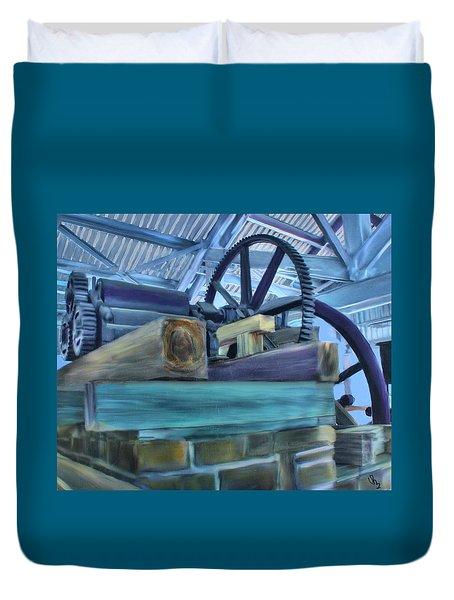 Sugar Mill Gizmo Duvet Cover