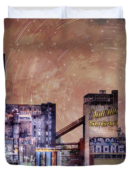 Sugar Shack Duvet Cover by Juli Scalzi