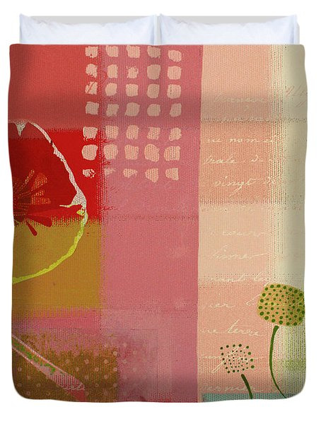 Summer 2014 - J103112106b Duvet Cover by Variance Collections