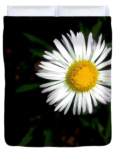 Summer Daisy Duvet Cover