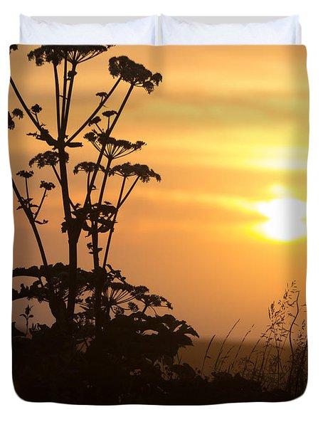 Summer Evening Duvet Cover