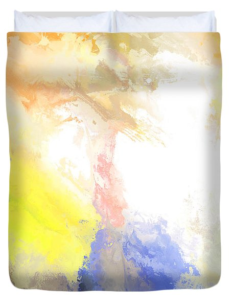 Summer II Duvet Cover
