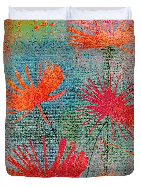 Summer Joy - 44bb Duvet Cover