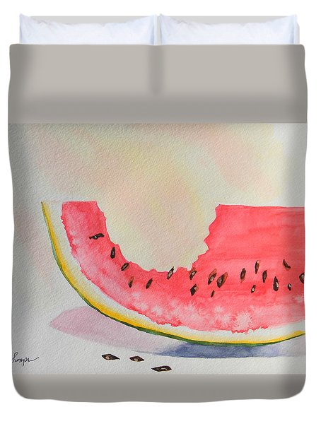 Summer Joy  Duvet Cover