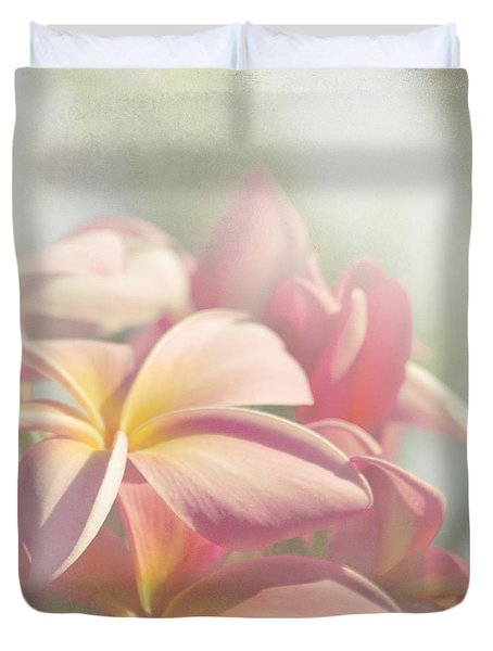 Summer Love Duvet Cover by Sharon Mau