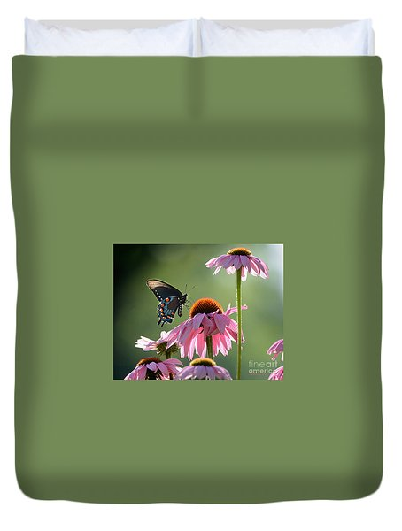 Summer Morning Light Duvet Cover