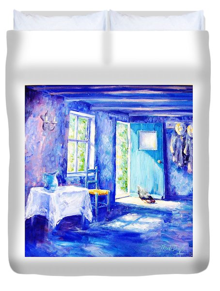 Summer Morning  Duvet Cover