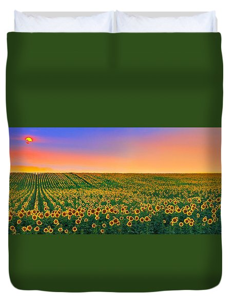 Summer Slumber Duvet Cover