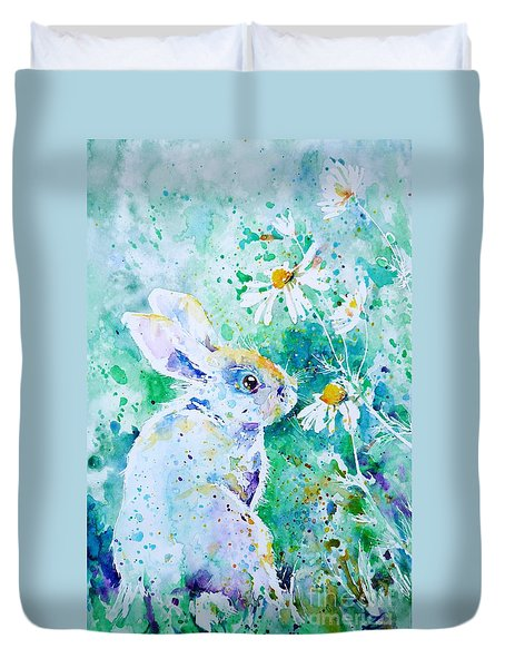 Summer Smells Duvet Cover