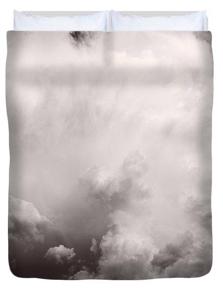 Summer Storm Duvet Cover by Steve Gadomski