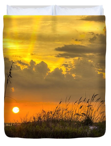 Summer Sun Duvet Cover