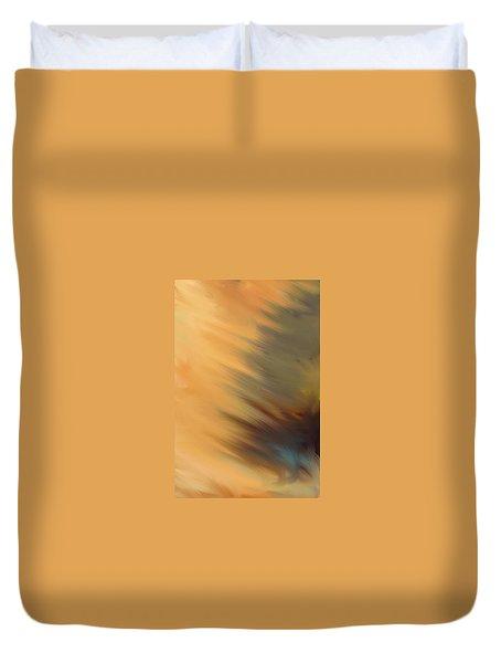 Sun Flare Duvet Cover