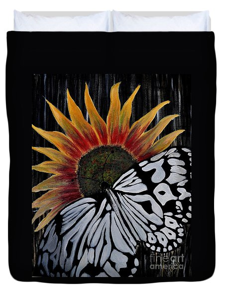 Sun-fly Duvet Cover