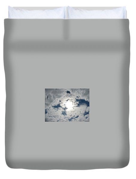 Sun Peek Duvet Cover