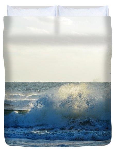 Sun Splash Duvet Cover
