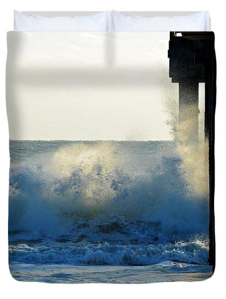 Sun Splash II Duvet Cover