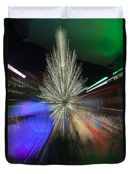 Sundance Sparkle Duvet Cover