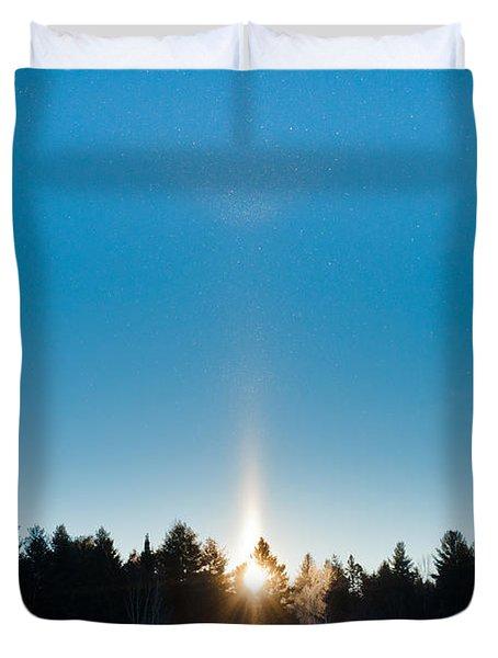 Sundog Spectacular Duvet Cover