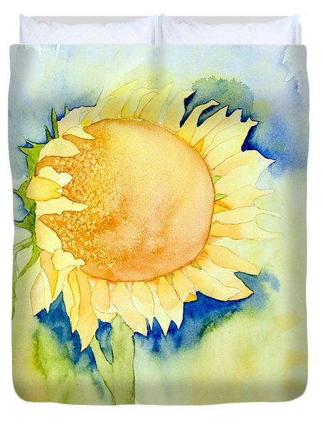 Sunflower 1 Duvet Cover