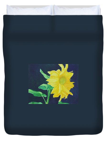 Sunflower Ballet Original Duvet Cover
