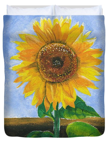 Sunflower Series Two Duvet Cover