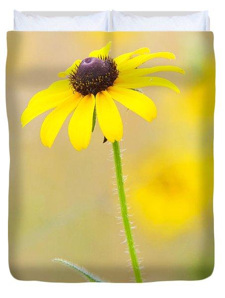 Sunny Duvet Cover