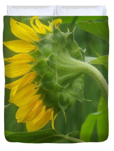 Sunny Profile Duvet Cover