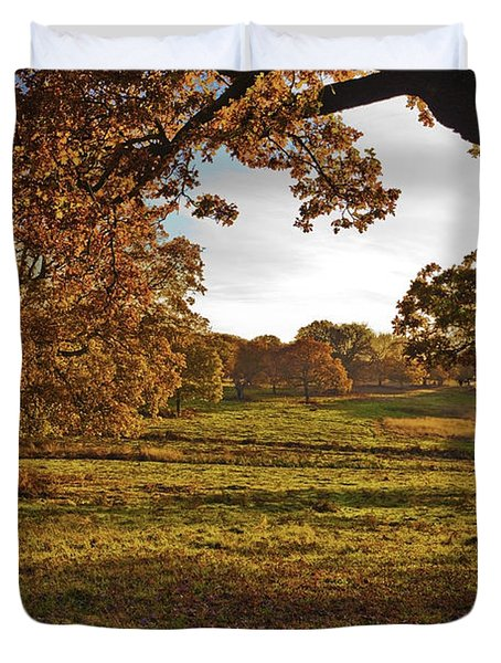 Sunny Richmond Autumn Duvet Cover