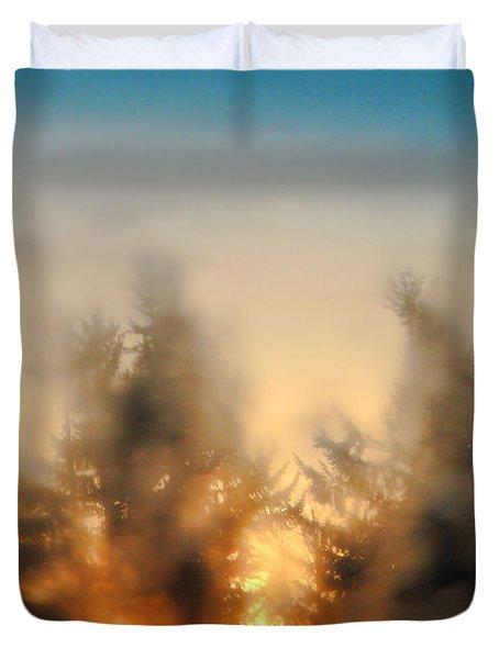 Sunrise Dream Duvet Cover