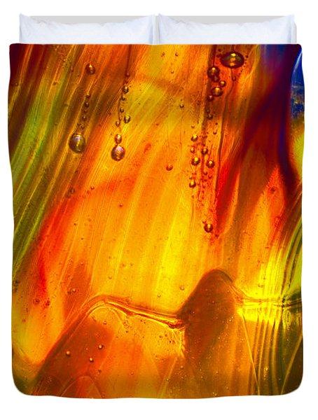 Sunrise Duvet Cover by Omaste Witkowski